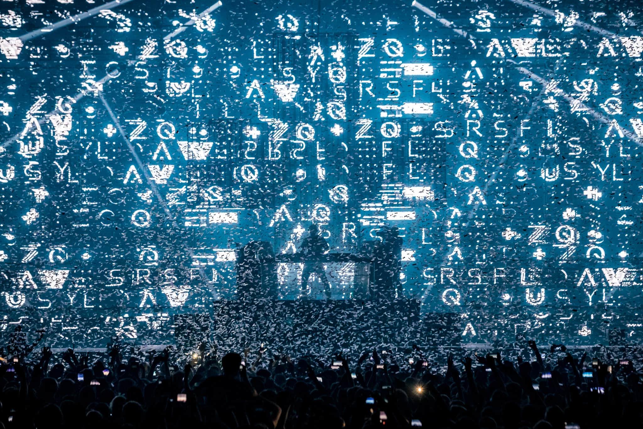 Martin Garrix Amsterdam · Alive Coverage