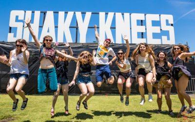 Shakey Knees 2016