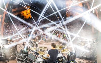 STS9 Red Rocks 2015