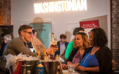 Washingtonian Whiskey & Fine Spirits Festival 2017
