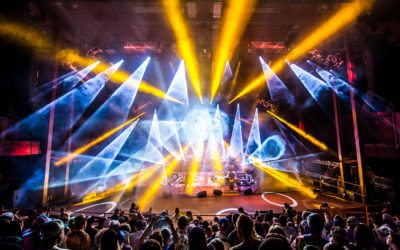 STS9 Red Rocks 2013