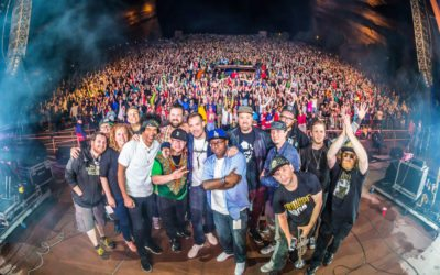 Lettuce and The Motet Red Rocks 2015