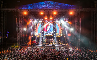 Playing in the Sand Dead and Co