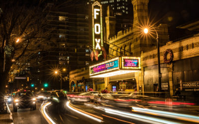 The Fox Theatre Atlanta